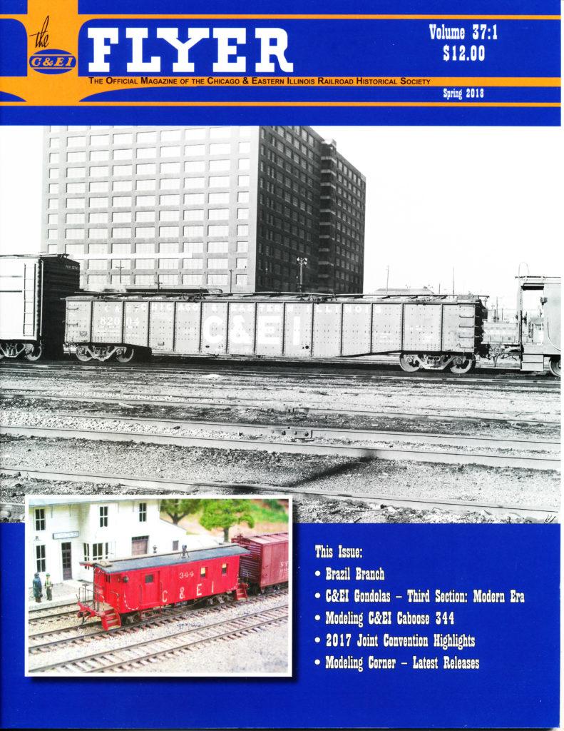 Spring 2020 NEW C/&EI Flyer CHICAGO /& EASTERN ILLINOIS Historical Society